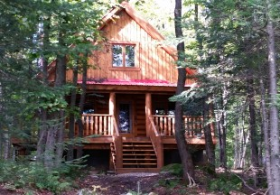 Summer / Fall Prestige cabin package