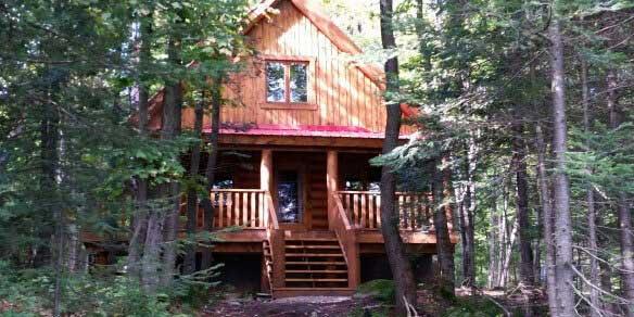 Summer / Fall fishing & Prestige cabin
