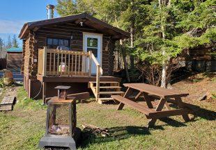 Spring Rustic camp package