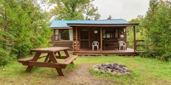 Summer / Fall fishing & regular cabin
