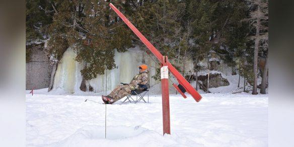 Daily Ice Fishing