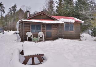 Winter regular cabin package