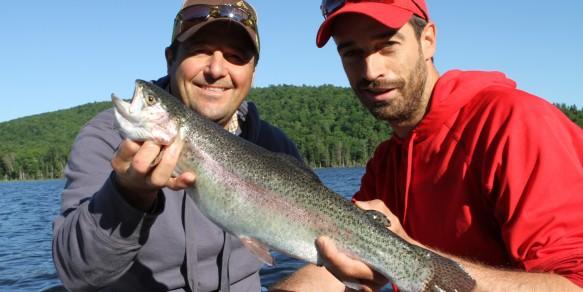 Pêche à la journée