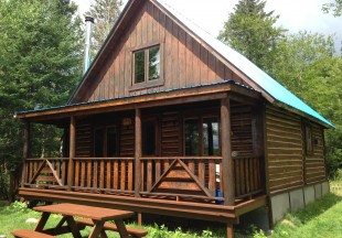 Spring 3 nights and more  – luxury cabin