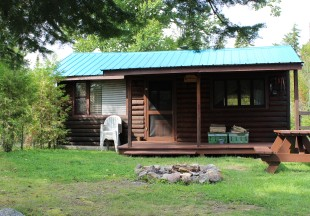 Spring fishing & regular cabin
