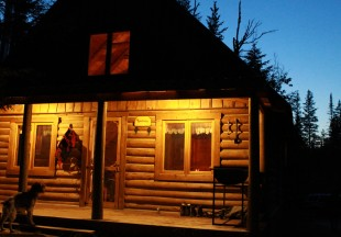 Summer / Fall luxury cabin package