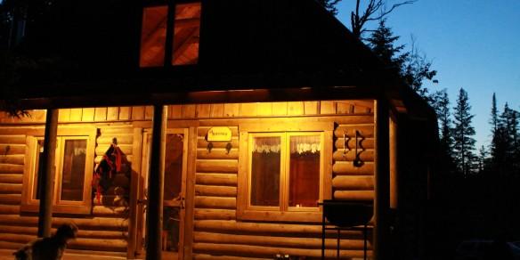 Summer / Fall fishing & luxury cabin